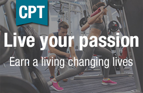 Certificate of Personal Training $119
