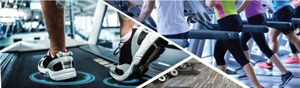 Group Treadmill Training Banner